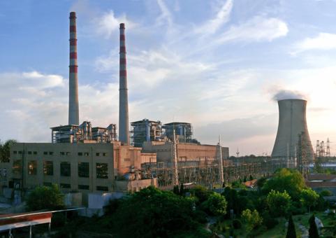 黄台发电厂